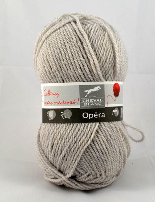 Opera 71 Perlová sivá