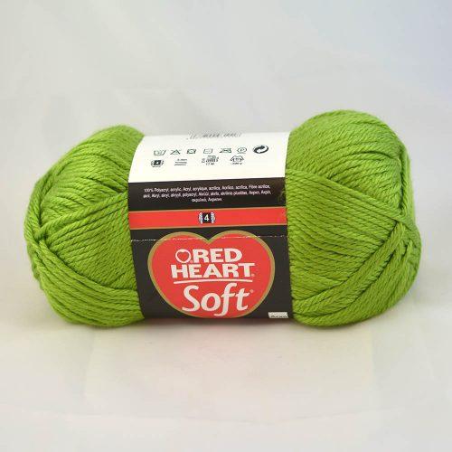Soft 10 jablková zelená