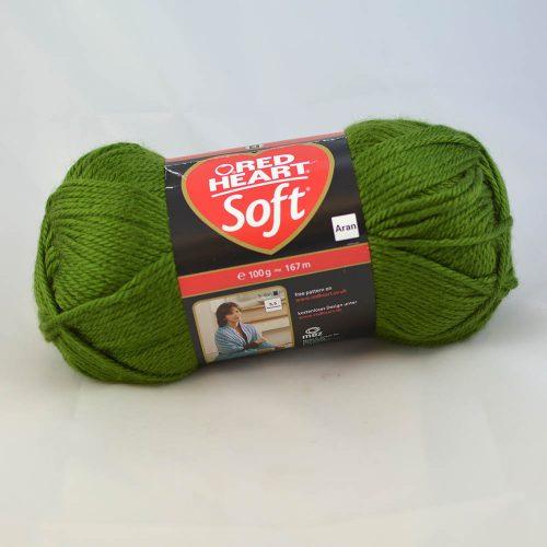 Soft 11 lesná zelená