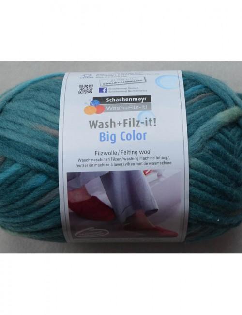 Vlan na plstenie Wash+filz-it! Big Color