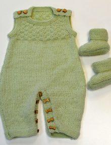 Dupačky a papučky Merino Baby