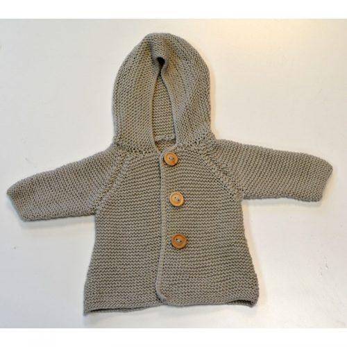 Kabátik s kapucňou Merina