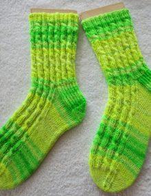 Ponožky Regia Fluormania I