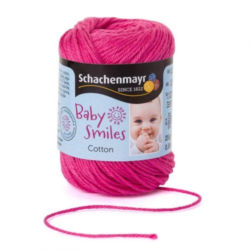Baby smiles Cotton