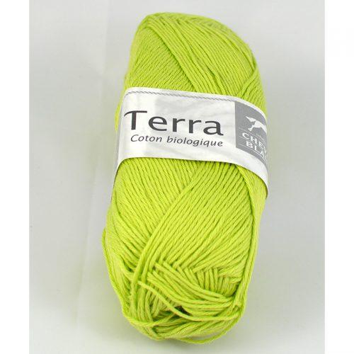 Terra 166 svetlá zelená