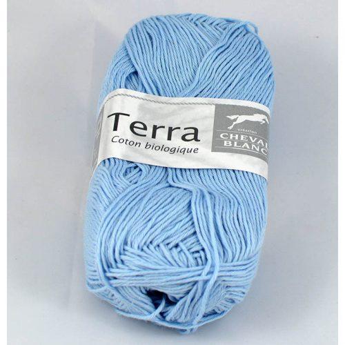 Terra 291 svetlá modrá