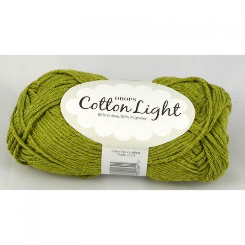 Cotton light 11 hrášková