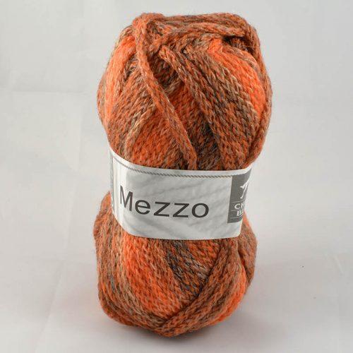 Mezzo 277 pomaranč/sivá