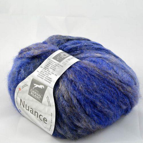 Nuance 10 džínsová modrá/sivá
