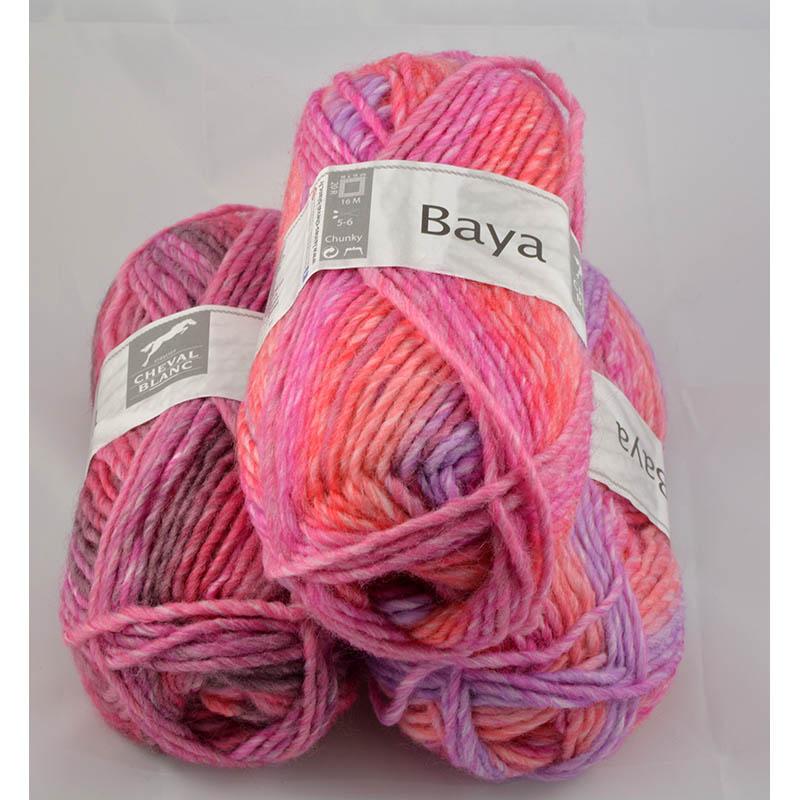 Baya 300 ružová