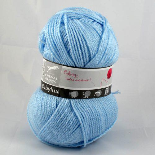Baby Lux 291 svetlá modrá
