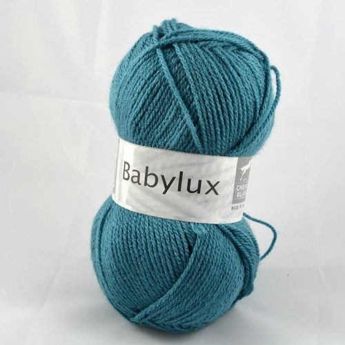 Baby Lux 301 kobaltová modrá