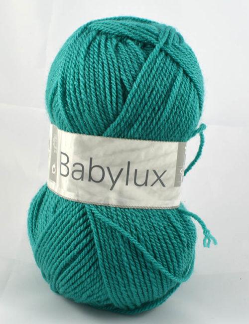 Baby Lux 302 modrozelená morská