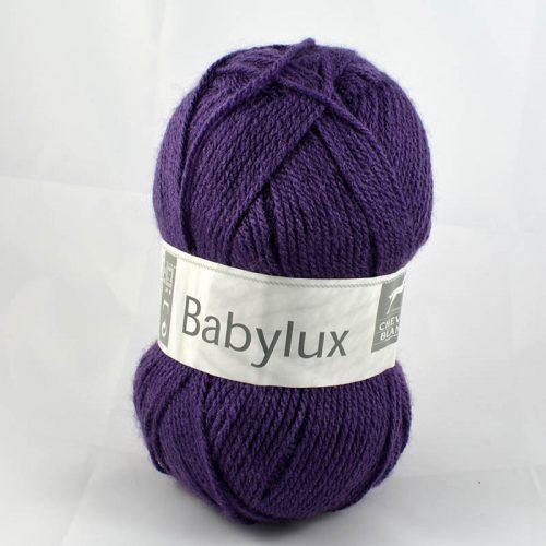 Baby Lux 61 Baklažán