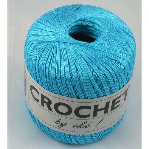 Crochet by OKE 188 tyrkysová