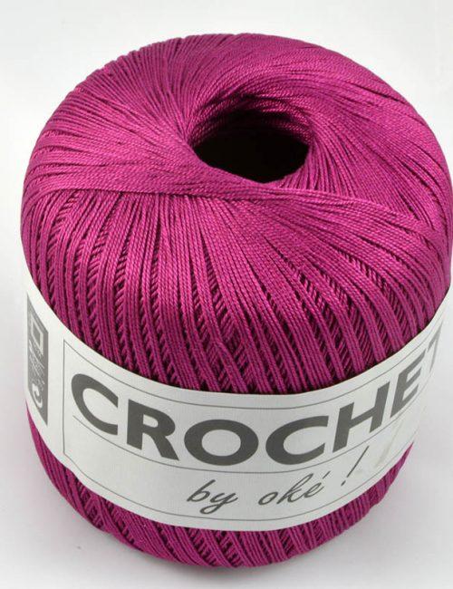 Crochet by OKE 252 lesné ovocie