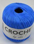 Crochet by OKE 8 kráľovská modrá