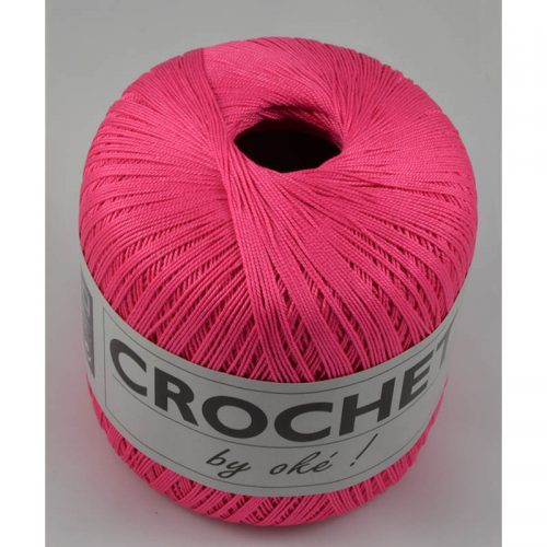 Crochet by OKE 9 pink