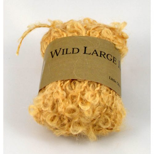 Wild Large loop mohair obilie