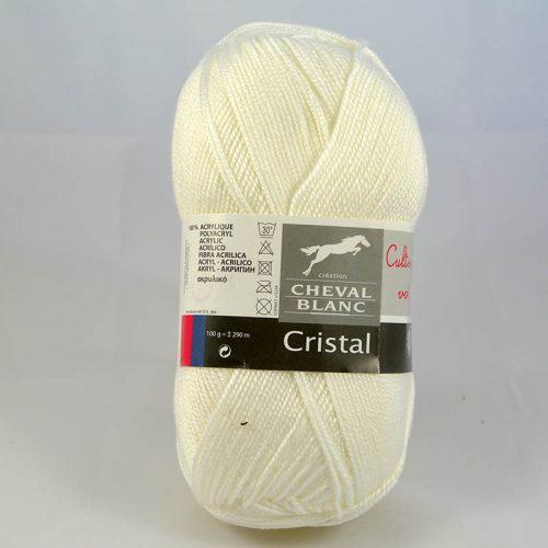 Cristal 11 biela