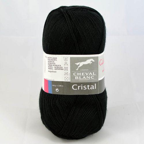 Cristal 12 čierna