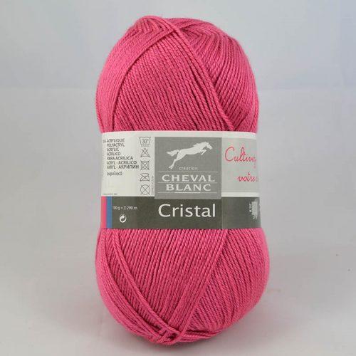 Cristal 37 stredná ružová