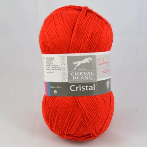 Cristal 4 vlčí mak