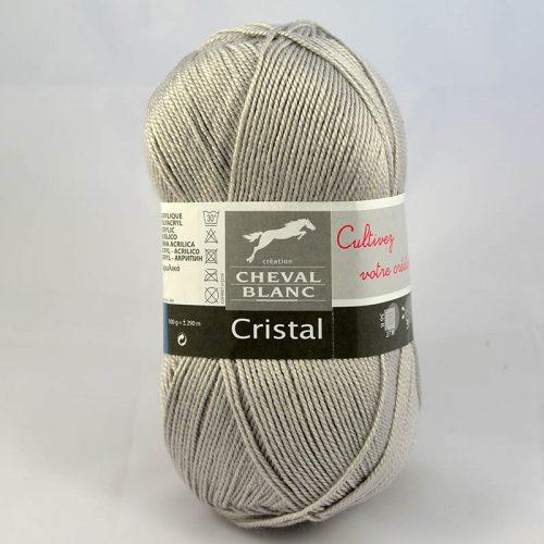 Cristal 71 perlová sivá