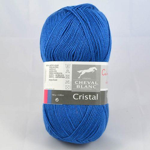 Cristal 8 parížska modrá