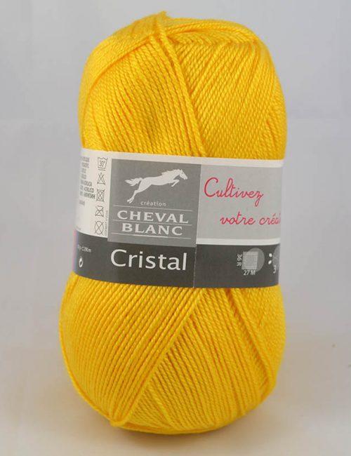 Cristal 81 žltá