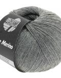Lace Merino 61 stredná sivá