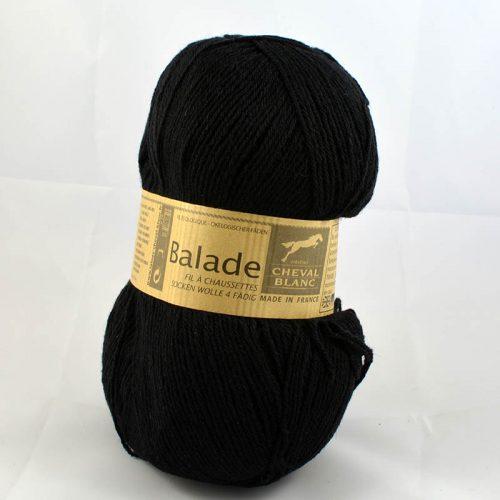 Balade eco 612 čierna