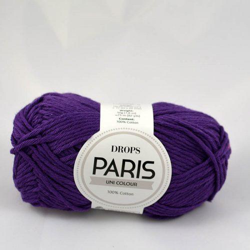 Paris 8 tmavofialová