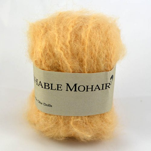 Wild Brushable Mohair blond