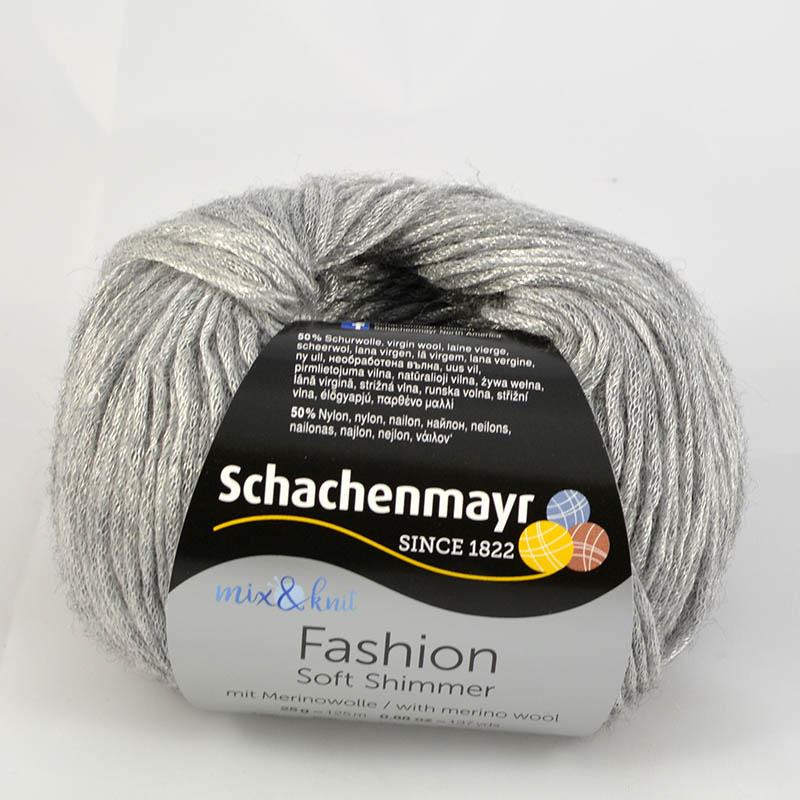 Soft Shimmer 93 strieborná