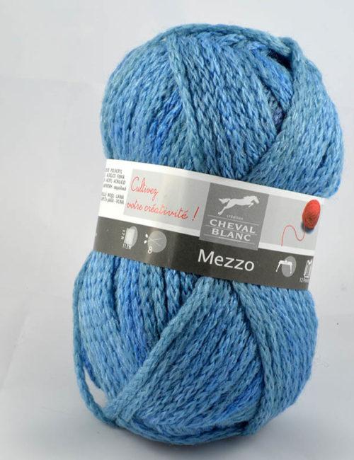 Mezzo 28 azúrová modrá