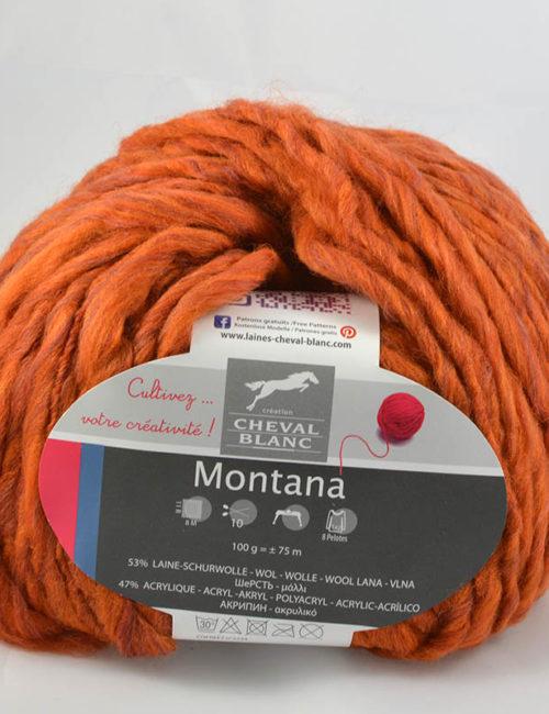 Montana 277 hrdzavá