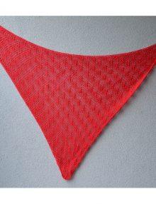 Šatka Filigran diamantový vzor