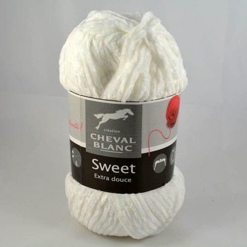 Sweet 11 biela