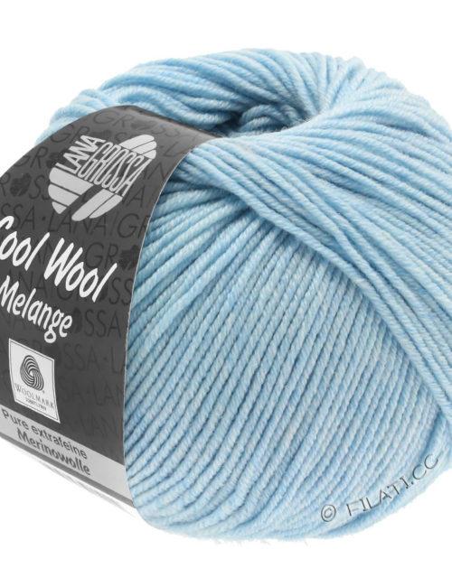 Cool Wool 145 svetlomodrá