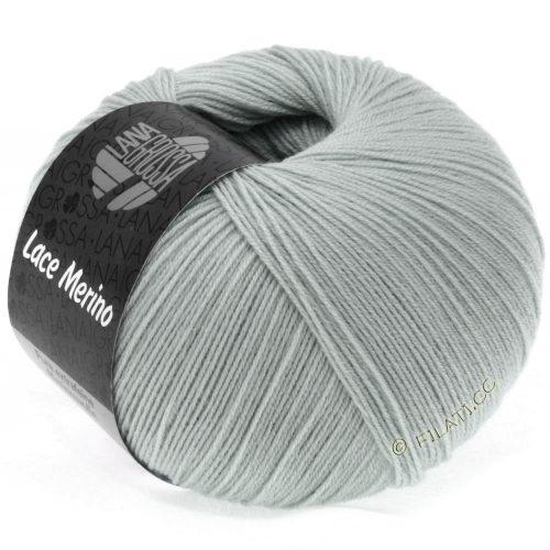 Lace Merino 50 strieborná sivá