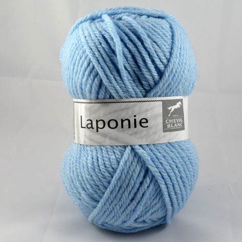Laponie 291 bledomodrá