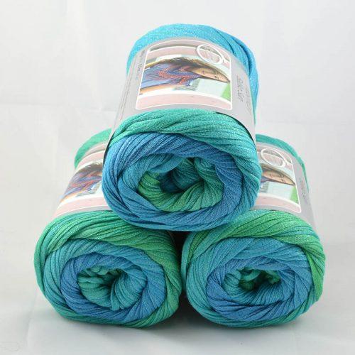 Batiko Sun 81 modrá/tyrkys/zelená
