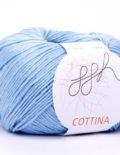 Cottina 36 svetlá modrá