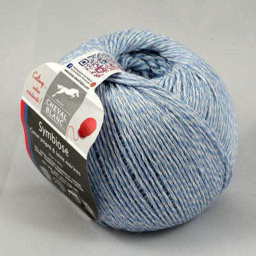 Symbiose 291 svetlá modrá