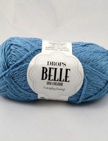 Belle 15 džínsová modrá