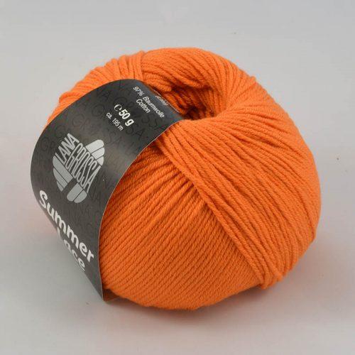 Summer lace 17 oranžová