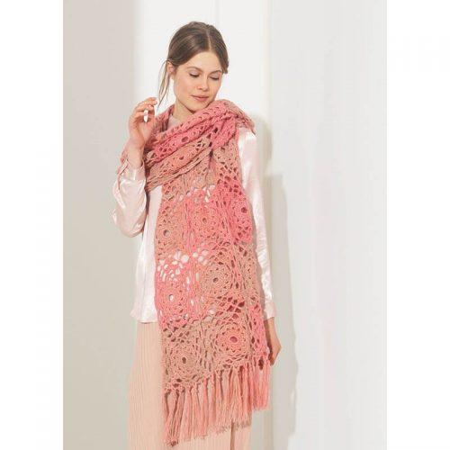 Summer lace degradé m2