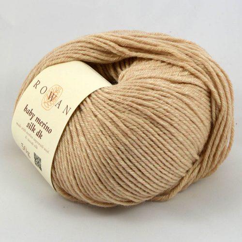 Baby Merino silk 690 piesok