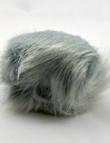 Brmbolec 12cm 26 sivá